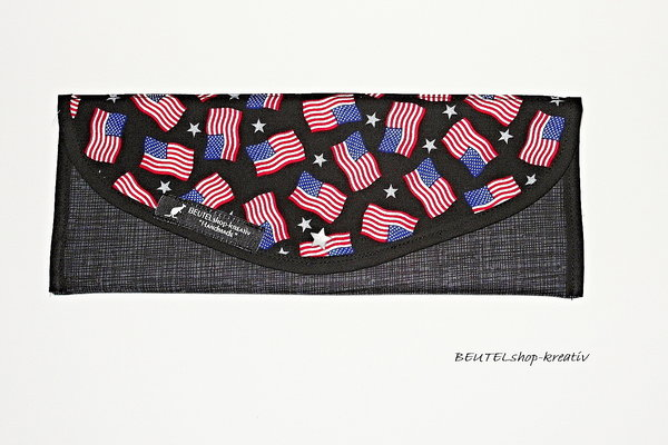 "Bestecktasche Nr. 12 ""stars and stripes"""