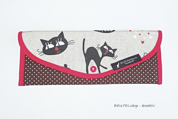 "Bestecktasche Nr. 13 ""cats nature"""