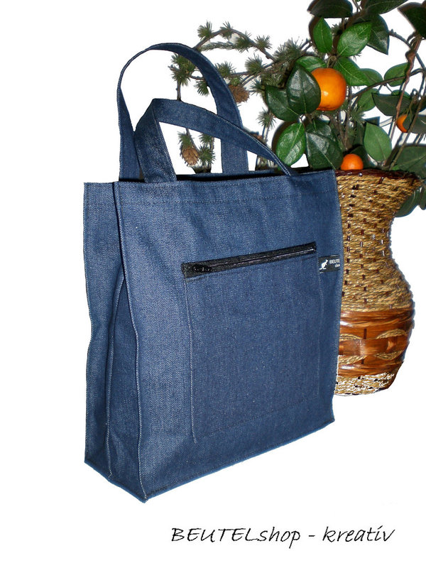 "Lunchbag 05 ""jeans classic"""